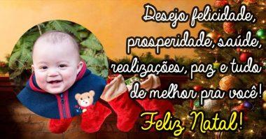 Desejo felicidade, prosperidade e realizações