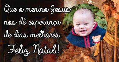 Que Jesus nos dê esperança de dias melhores